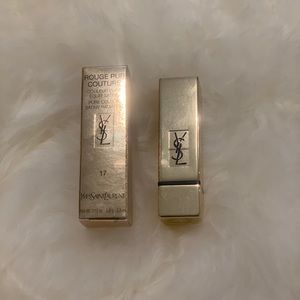 *Brand New* YSL Rouge Pur Couture #17 Rose Dahlia